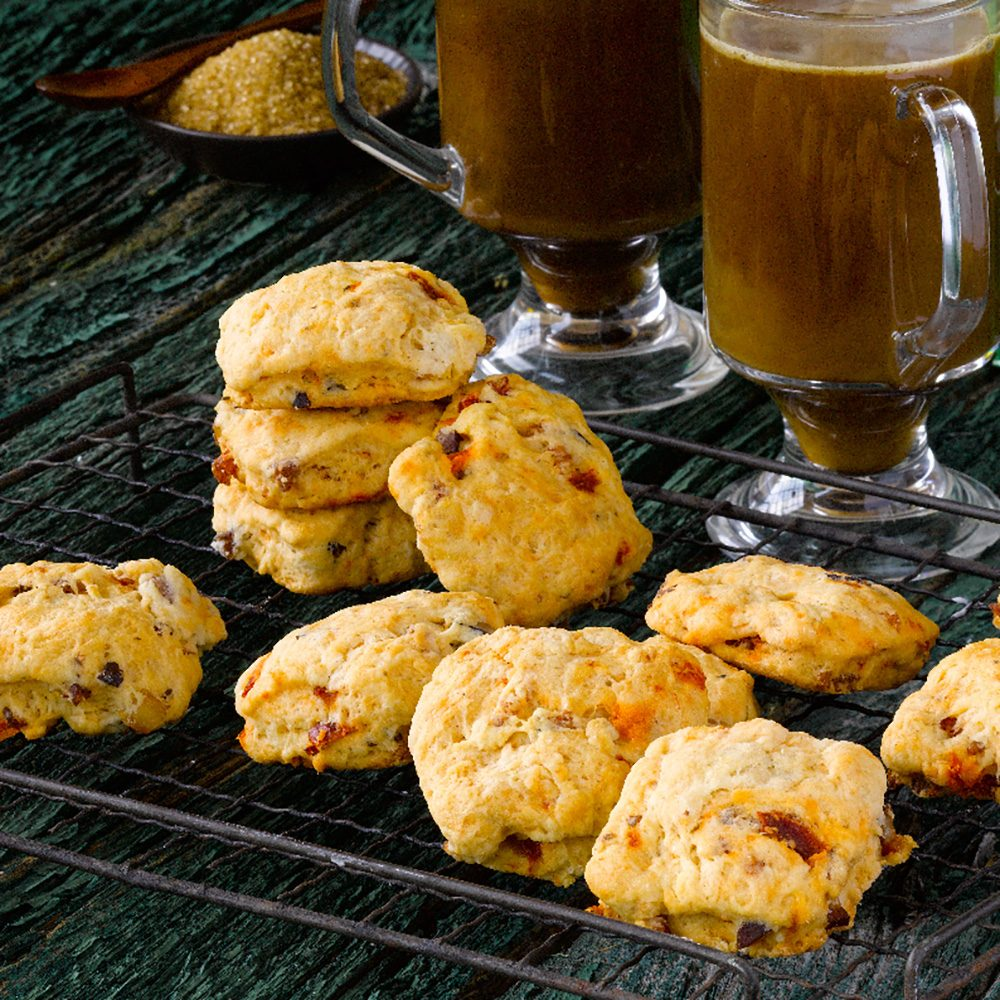 Jacobs Coffee with Morning Scones