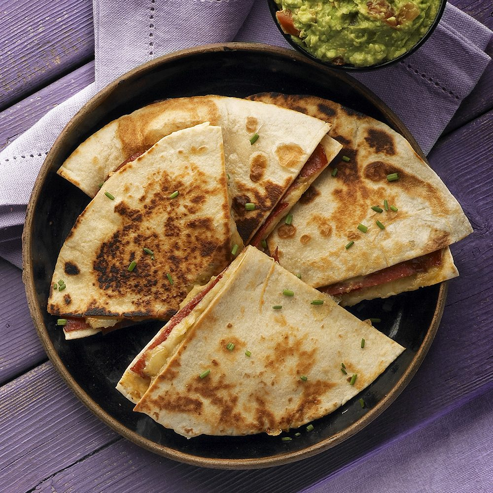 Smoky Quesadillas